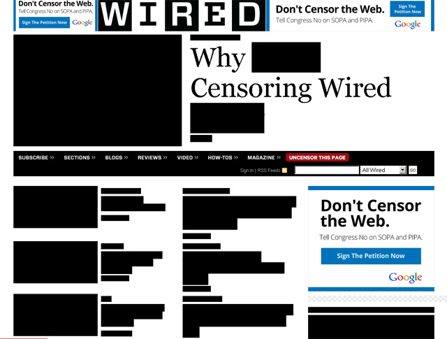 how are censor and censorship defined by the congress